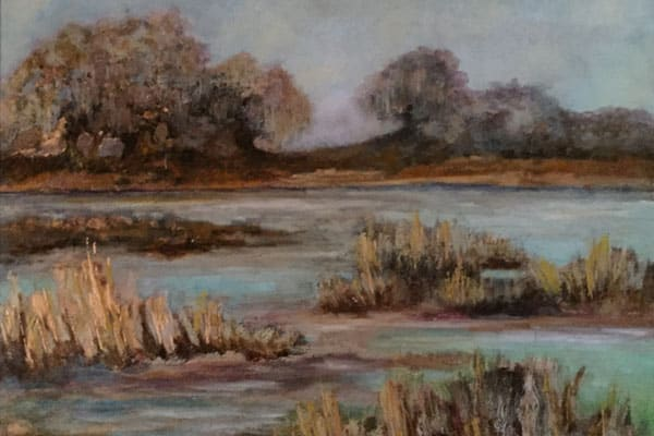 Oil Paintings (Homepage Banner)