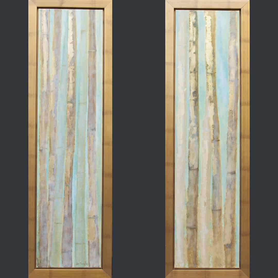 Bamboo Dreams I & II