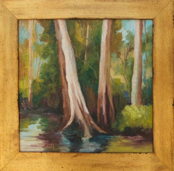Cypress Tree Grove II