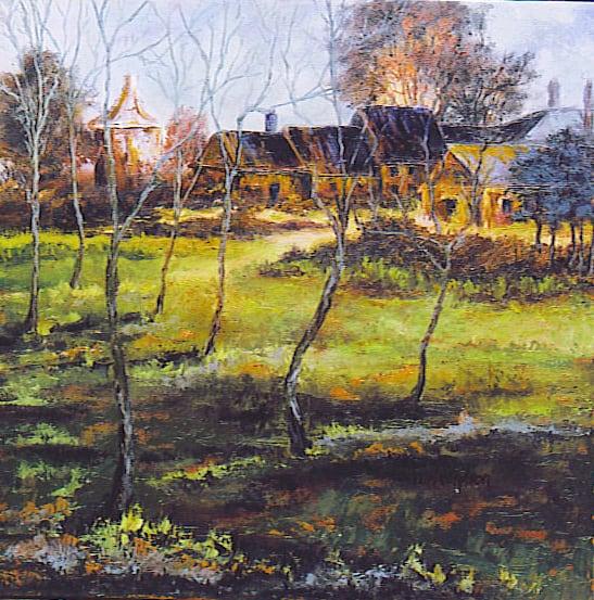 European Orchard