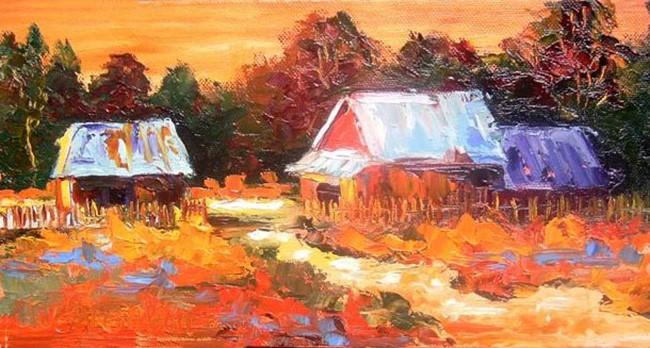 Island Barns