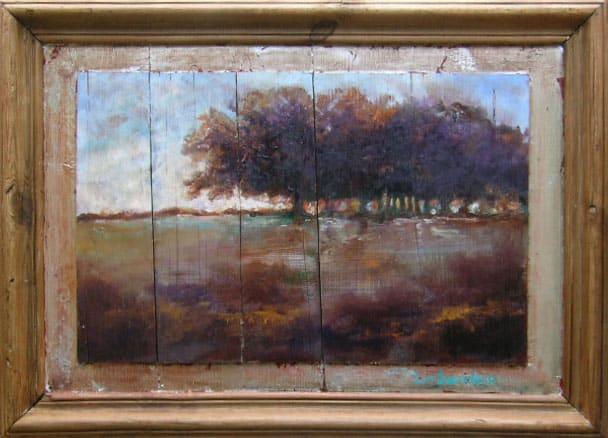 Sliver Landscape
