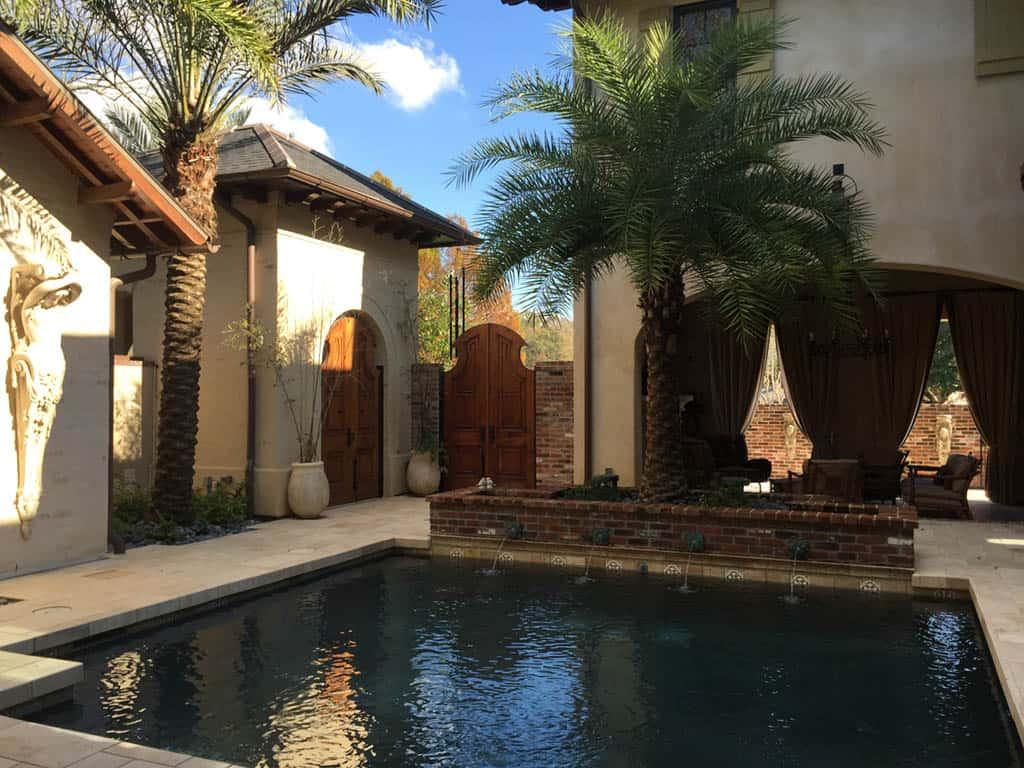Landscape Architecture Swimming Pools