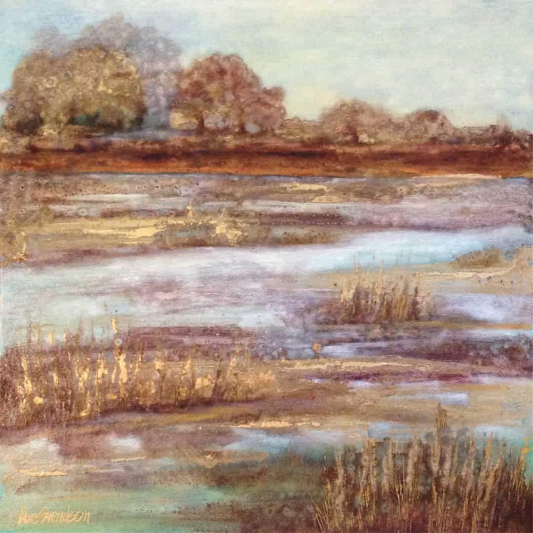 Lavender Marsh